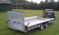 HENRA  trailer MG354018F
