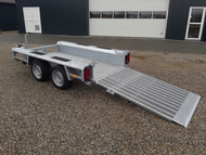 HENRA  Saxlift trailer MG352512S