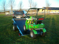 Neptun trailer Multi 305-1300