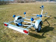 Scandic trailers Sealine 15