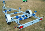 Scandic trailers Sealine 18-1000