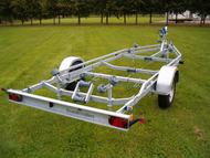 Scandic trailers Sealine 22-1800