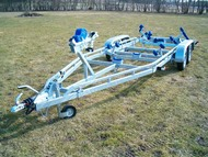 Scandic trailers Sealine 22-2000
